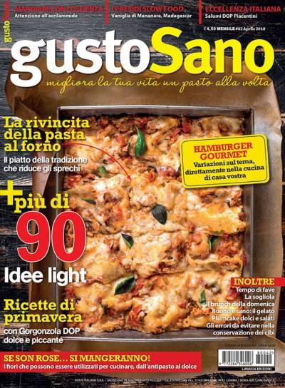 gustoSano 42 – aprile 2018   Lunasia Edizioni