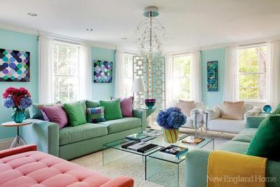 3 Blue and Green Color Schemes Creating Spectacular ...
