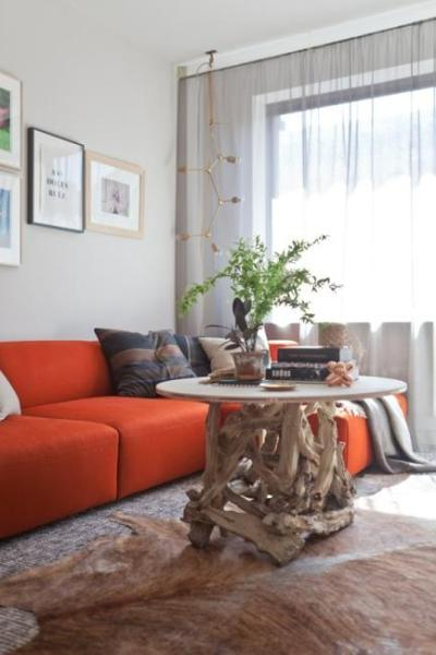 Modern Ideas for Creative Home Decorating with Handmade Furnishings and Art