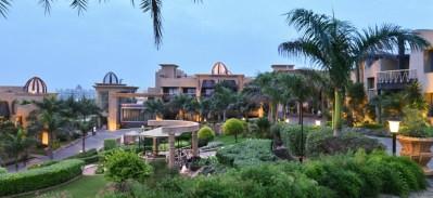 Hotel Review: The Corinthians Resort & Club, Pune ...