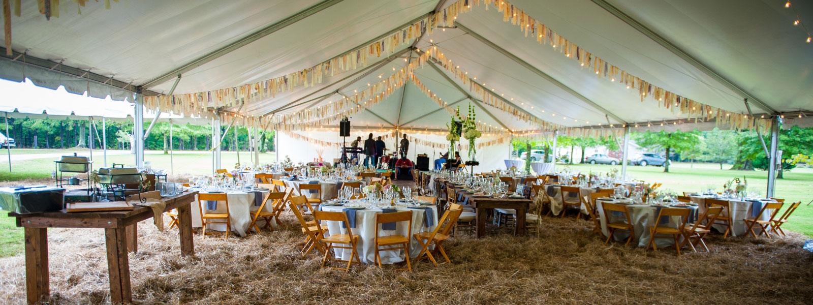 magnoliarental wedding decoration rentals Party rentals in North Mississippi