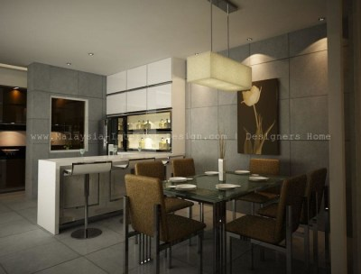 Malaysia Interior Design - Terrace House Interior Design ...
