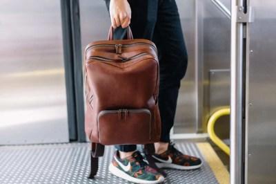 Venture Backpack, de meest stijlvolle én enige 'smart ...