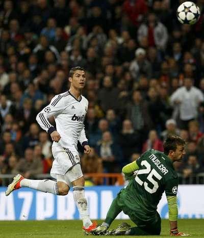 Real Madrid-Galatasaray: El mejor tridente, en el momento más oportuno - MARCA.com