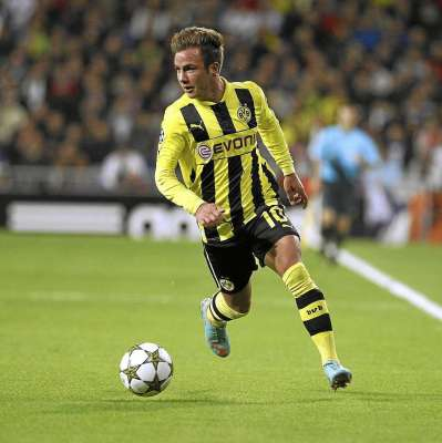 Bayern signs Götze - MARCA.com (English version)
