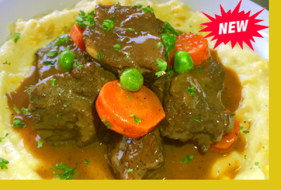 Home Style Beef Stew