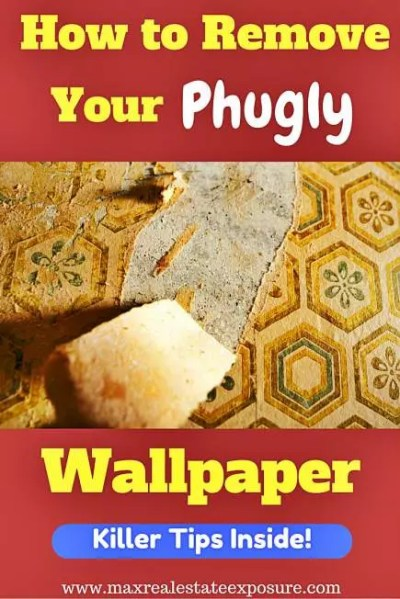 How to Remove Wallpaper