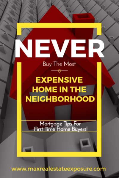 Mortgage Tips for First Time Home Buyers