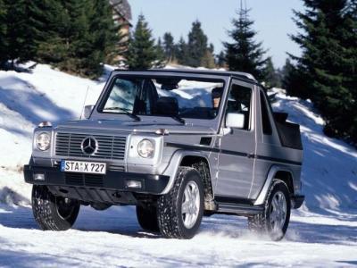 W463 10 - Mercedes-Benz Wallpaper - MB-Wallpaper.de