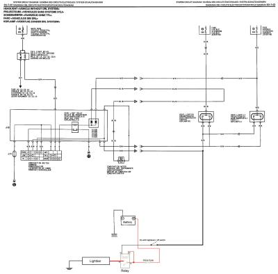 Ford F Ke Light Wiring Diagram K Wallpapers Engine Turn Signal And Hazard Not Working Fix ...