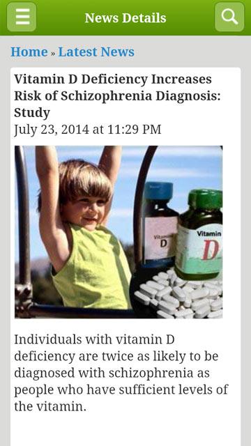 Medindia on Mobile - Health, Lifestyle & Wellness, News ...