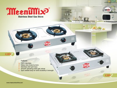 GAS STOVES | Product Item Types | MennuMix World