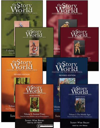 The Story of the World   Memoria Press