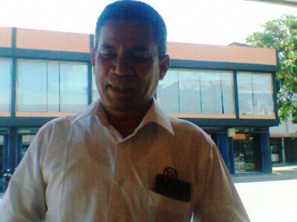 General Manager (GM) PT Pelni Cabang Tanjungpinang, Nurhamami