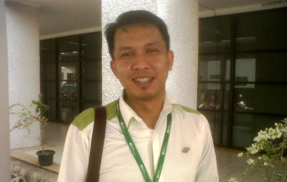Ikung Kepala Bidang BPJS Ketetnagakerjaan Tanjungpinang