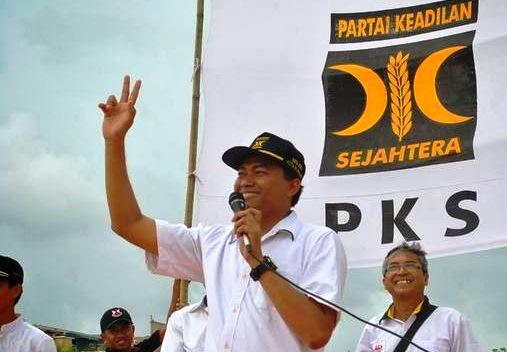 Ketua DPD PKS Kota Tanjungpinang, Alfin