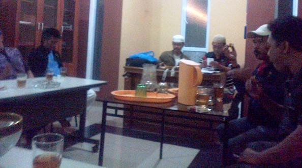 Rapat Koordiansi Program Kerja PEKAT Indonesia Bersatu. Foto ALPIAN TANJUNG