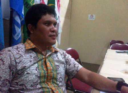 Ketua KPU Kepri, Said Sirajudin