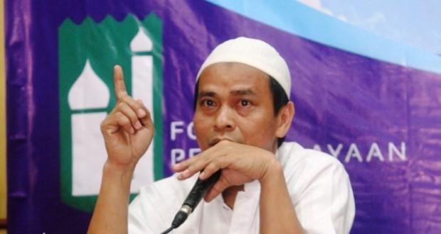 Ketua MUI Bntan, Manipo Simamora