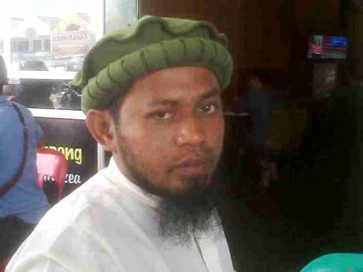 Ketua Penyandang Disabilitas Kota Tanjungpinang, Jamaluddin