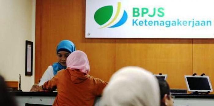 Ilustrasi pelayanan BPJS Ketenagakerjaan