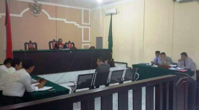 Sidang Pra Peradilan Polres Bintan