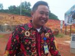 Kabid Bina Marga PU Pemkab Bintan, Irzan. Foto NOVENDRA
