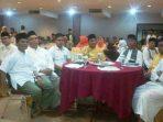 Ade Angga Dan Syahrul Disela - Sela Acara Sosialisasi Pilkada Serentak, Foto NOVENDRA