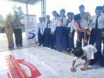 Dukungan Millennial Road Safety Festival dari SMP Negeri 11 Bintan Utara