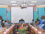 Suasana pertemuan dengan Rombongan Universitas Brawijaya Malang