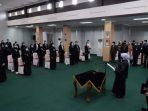 Wali Kota Tanjungpinang, Rahma Saat melantik 65 Pejabat Fungsional