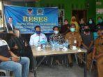 Wakil Ketua II DPRD Kota Tanjungpinang, Hendra Jaya Saat Reses