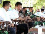 Wali Kota Batam, Muhammad Rudi Saat Memimpin Rapat Koordinasi