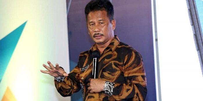 Wali Kota Batam, Muhammad Rudi.