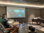 Suasana Rapat Dewan Pers Bersama Organisasi dan Konstituen Dewan Pers