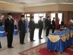 Wali Kota Batam Muhammad Rudi Saat Melantik Enam Pejabat