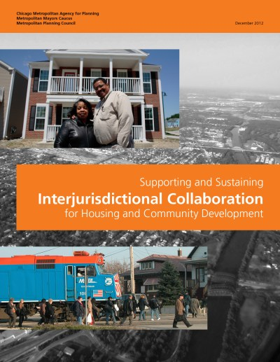 Supporting and Sustaining Interjurisdictional Collaboration for Housing and Community ...