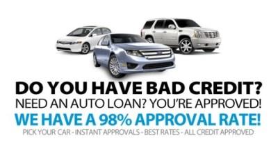 Bad Credit Auto Loans   Michael's Auto Sales   West Park Used Cars Dealer