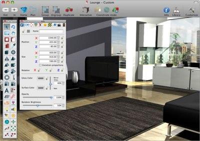 Interiors Pro - Features | 3D Interiors Design & Modeling ...