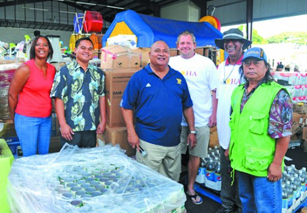 Hot Shots   12 11 13   MidWeek Cutter  Partners Support Philippines Cutter Buick GMC Waipahu s Philippines  Disaster Fund Drive took place