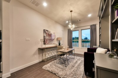 The Woodlands - Creekside Park West - Sweet Mint - Homes for Sale in The Woodlands, TX - M/I Homes