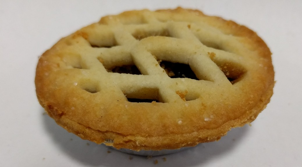 Marks & Spencer 6 Lattice Mince Pies