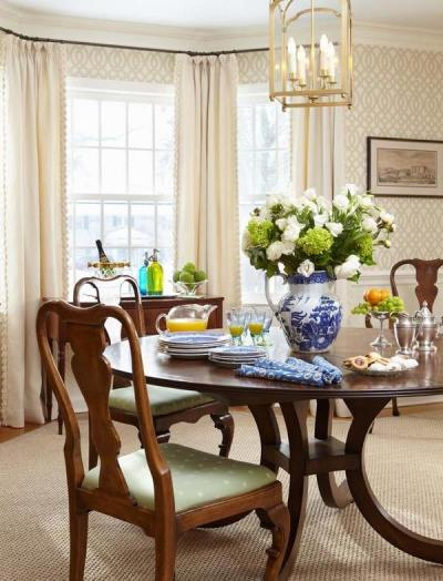 Dining room wallpaper ideas – How to choose the perfect decoration?
