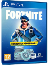 Fortnite Deep Freeze Bundle PS4 Download Code - MMOGA