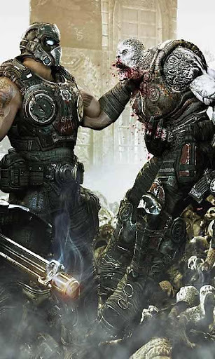 Gears of War 3 Live Wallpaper Free Android Live Wallpaper download - Download the Free Gears of ...