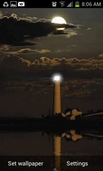 Lighthouse Live Wallpaper Free Android Live Wallpaper download - Download the Free Lighthouse ...