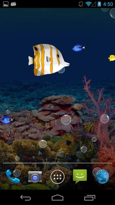 Aquarium Live Wallpaper Free Android Live Wallpaper download - Download the Free Aquarium Live ...