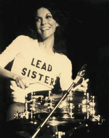 What Do You Know About   Karen Carpenter    Modern Drummer Magazine Karen Carpenter