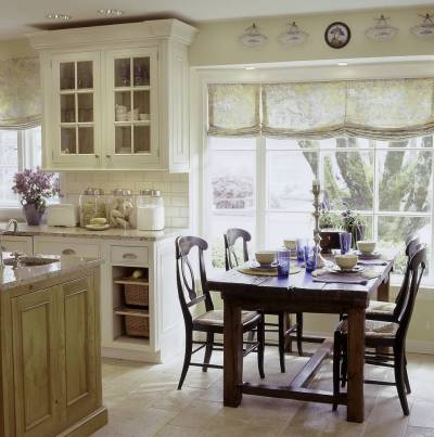 Country Style Decorating Interior Design – Home Decorating ...