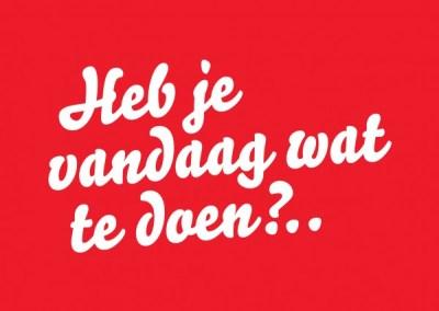 Heb je wat te doen vandaag? - Mommyonline.nl